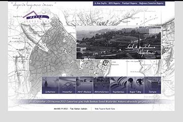 Aktif Gayrimenkul Web Sitesi Tasarımı