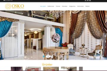 Butik Perde Web Sitesi Tasarımı