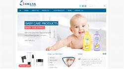 Deltabrands.com web sitesi yayına açıldı