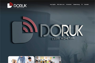 Doruk Call Center Yayında
