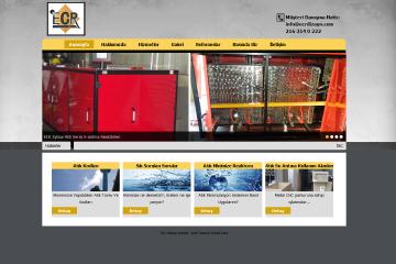 ECR Dizayn Web Sitesi Tasarımı