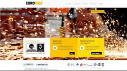 Eurovalf Yeni web sitesi yayında
