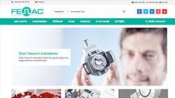 Fenac web sitesi açıldı.