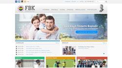 Fenerbahçe Koleji'nin 10. yaşına yeni web sitesi...