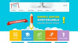 Kuzey Koleji web sitesi yayında