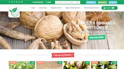 Msn Gıda E-ticaret Sitesi Yayında