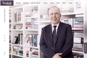 Topaloğlu Avukatlık Bürosu Web Sitesi