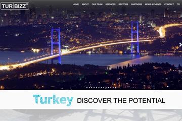 Turbizz Web Sitesi Tasarımı