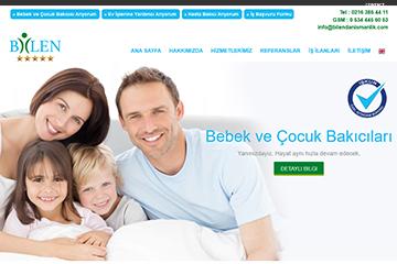 Bilen Danışmanlık Web Sitesi Tasarımı