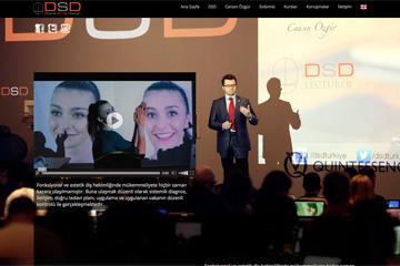 Digital Smile Design Web Sitesi Tasarımı