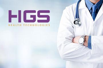 HGS Medical Web Sitesi Tasarımı