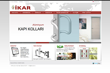 İkar web tasarim