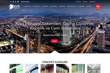 İnci Yapı Web Sitesi Tasarımı