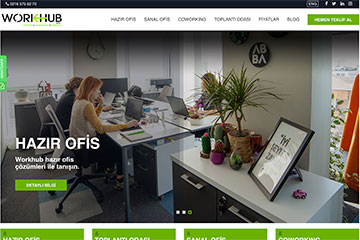 WorkHUB Web Tasarım